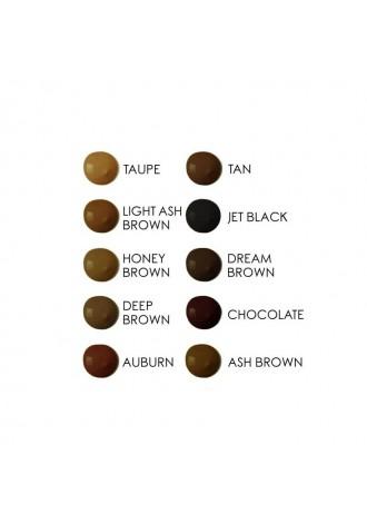 JET BLACK Pigment do makijażu permanentnego o konsystencji śmietanki